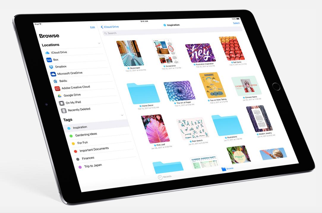 Apple iOS 11 Files