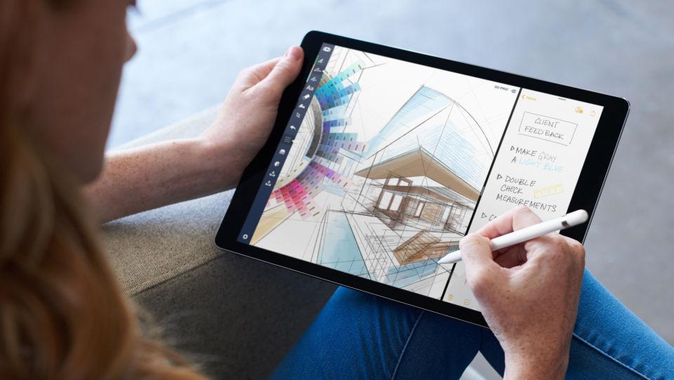 Apple iOS 11 iPad
