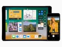 Apple iOS 11 iPhone iPad