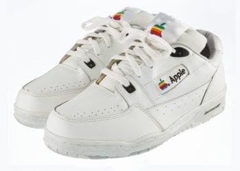 Apple sneakers hero
