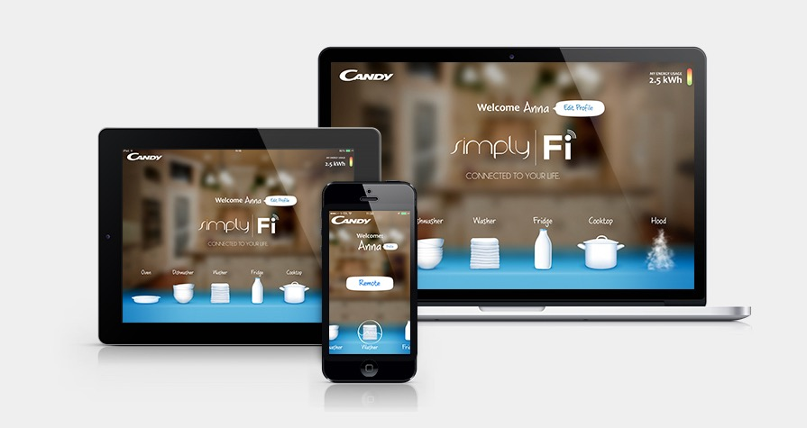 Candy Simply Fi Devices