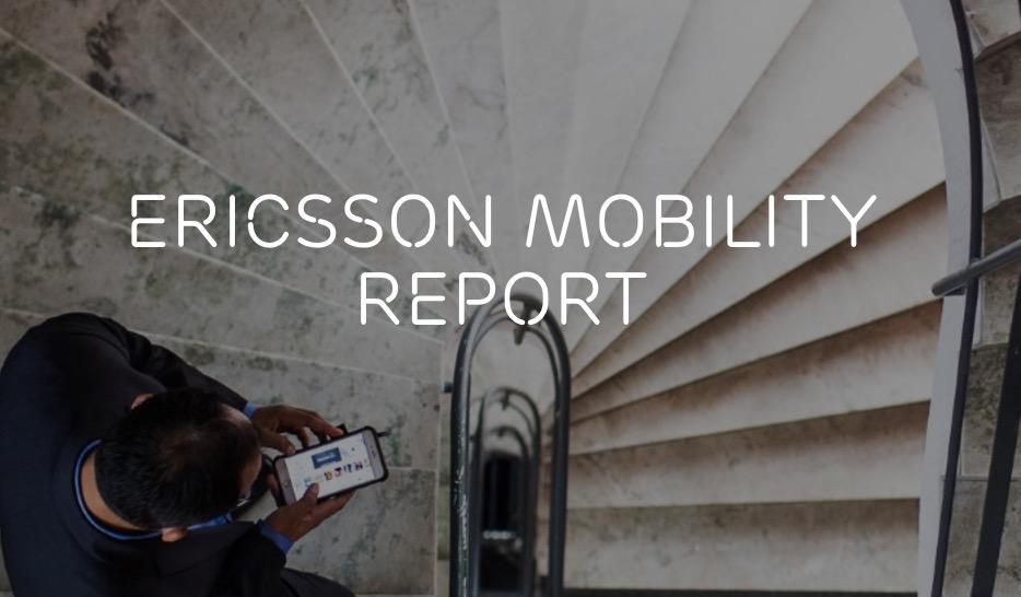 Ericsson Mobility Report 2017