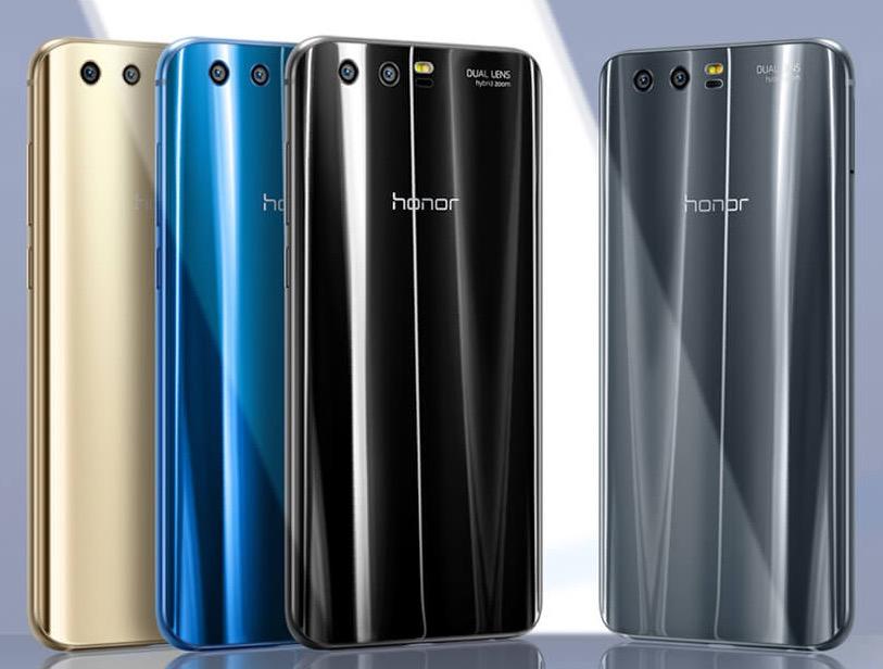 Huawei Honor 9 rear
