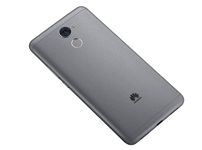 Huawei Y7 Prime back