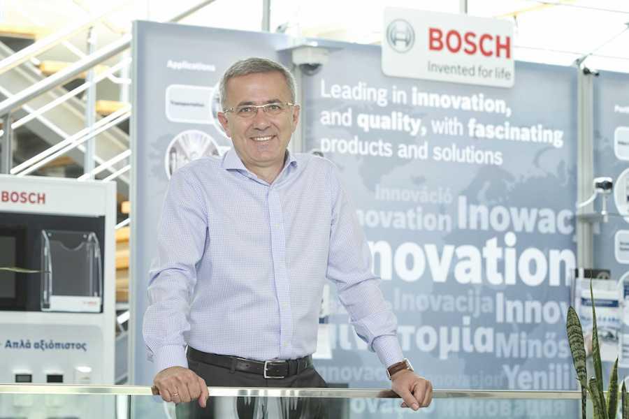 Ioannis Capras, CEO at Robert Bosch SA Greece
