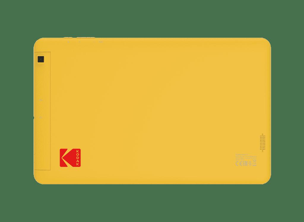 Kodak Tablet 10 rear