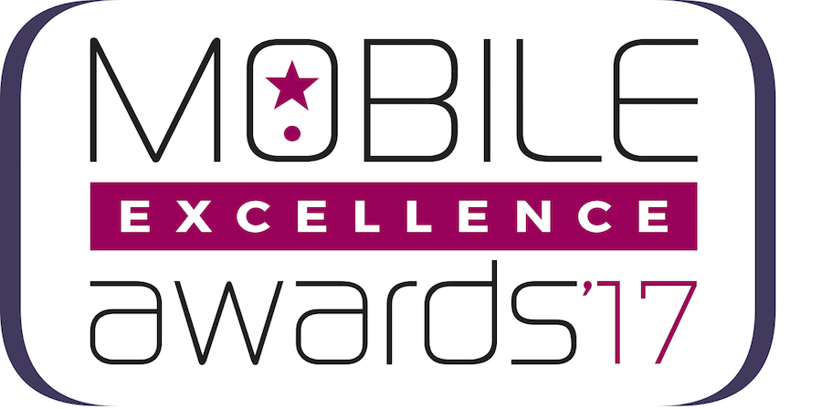 Mobile Excellence Awards 2017 logo