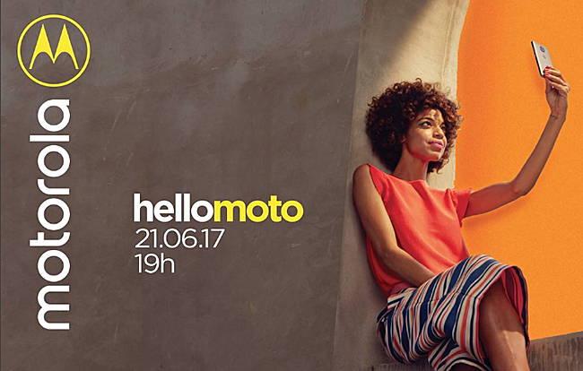 Motorola Lenovo 21 June 2017 event