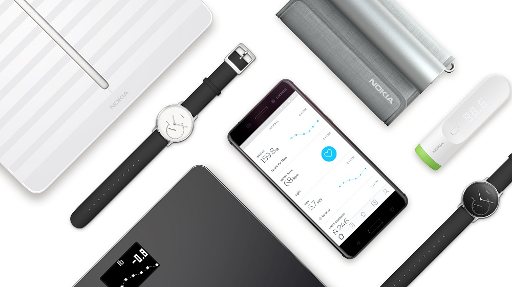 Nokia Health devices