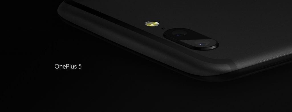 OnePlus 5 hero