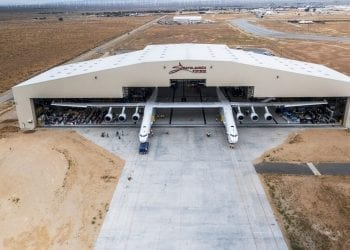 Paul Allen Stratolaunch Aircraft