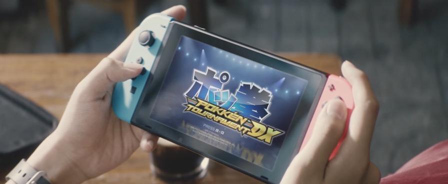 Pokkén Tournament DX for Nintendo Switch E3 2017