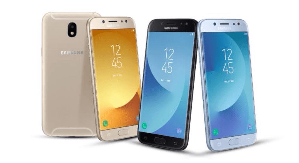 Samsung Galaxy J3, J5 & J7 (2017) (2)