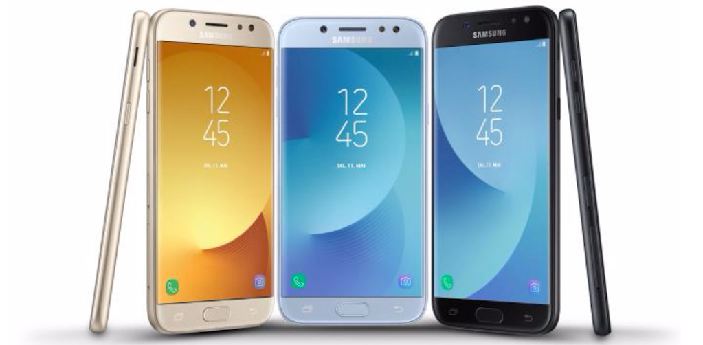 Samsung Galaxy J3, J5 & J7 (2017)
