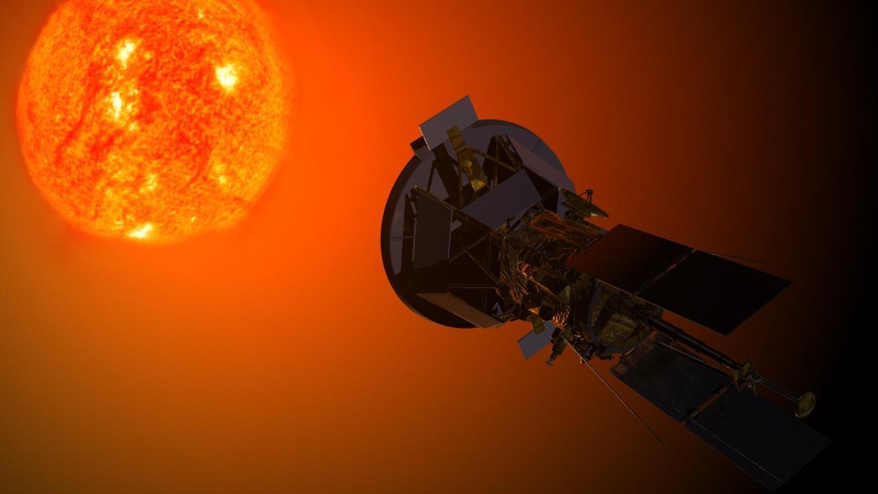 Solar Probe Plus Parker Solar Probe