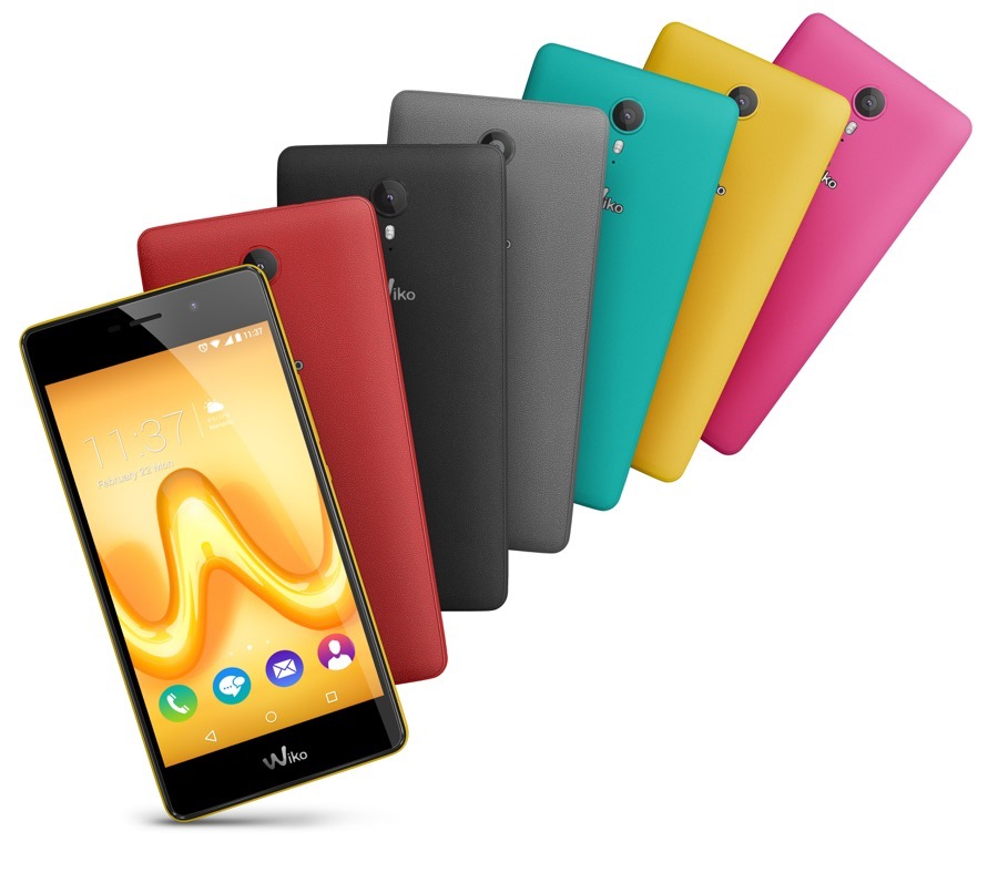 Wiko TOMMY all colors