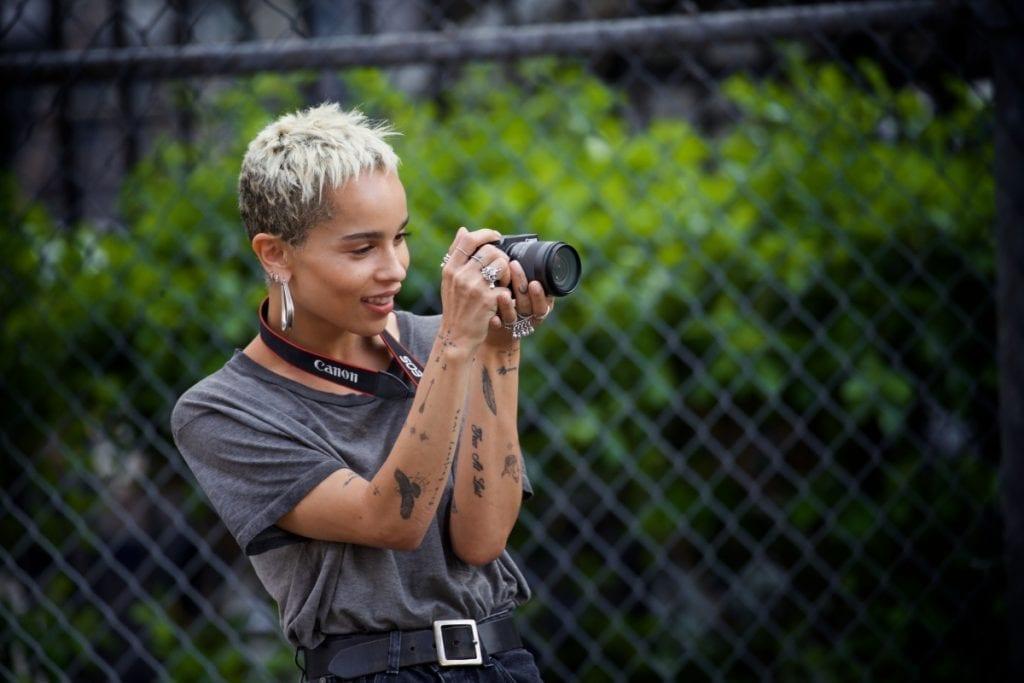Canon - Zoe Kravitz