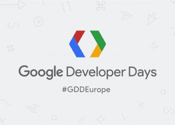 Google Developer Days Europe GDDEurope