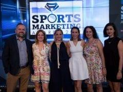 LG Gold and Silver Award@ Sports Marketing Awards 2017 photo 1