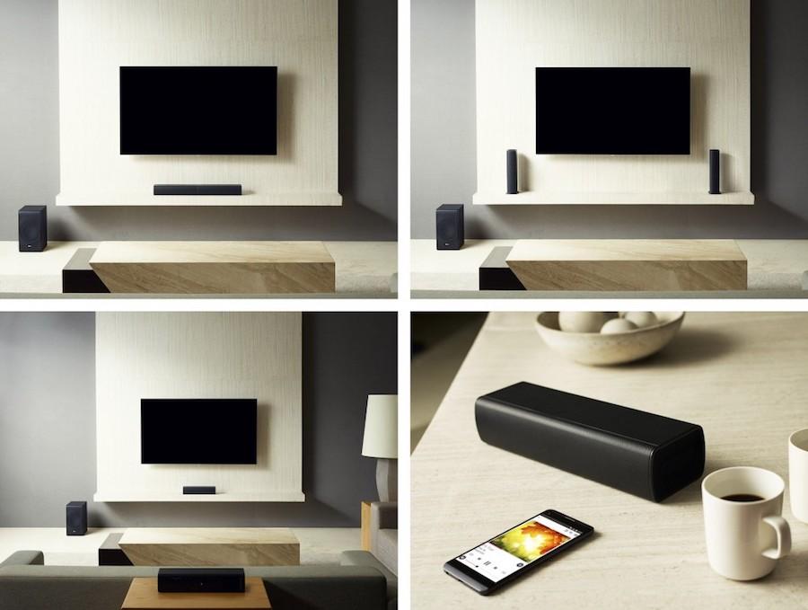 LG SJ7 Flex Sound Bar (2)