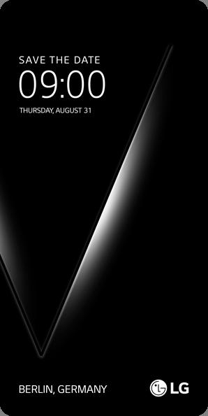 LG V30 invitation