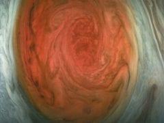 NASA - Jupiter's Great Red Spot