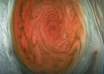 NASA - Jupiter's Great Red Spot