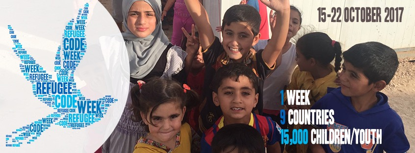 SAP Refugee Code Week