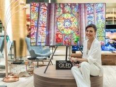 Samsung QLED TV @ Golden Hall (3)