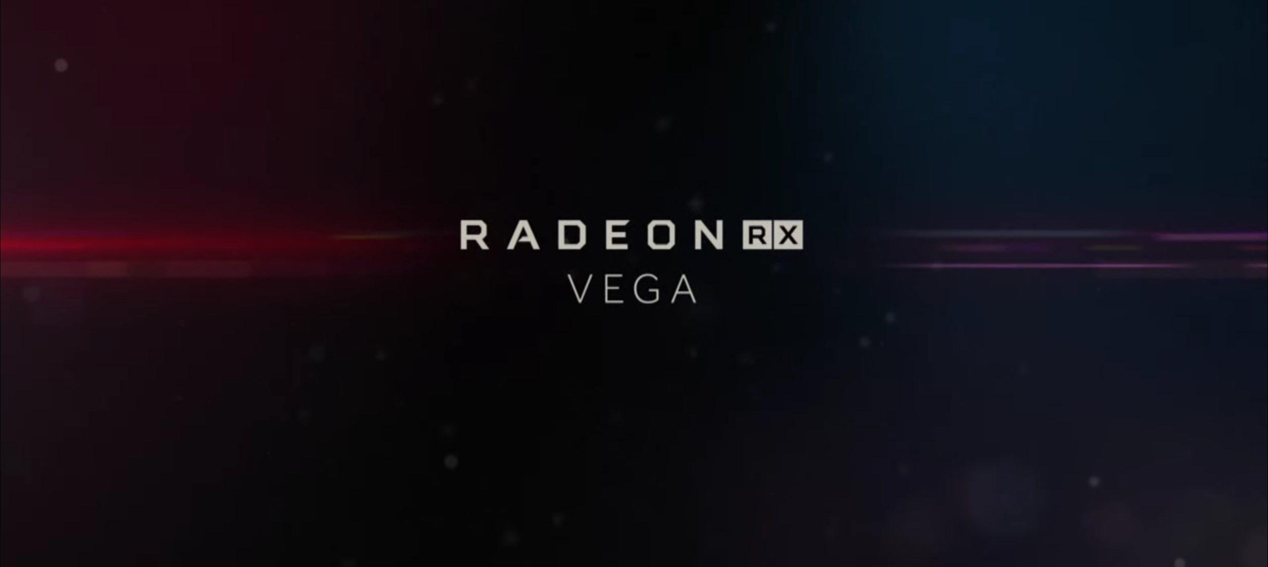 AMD Radeon RX Vega hero