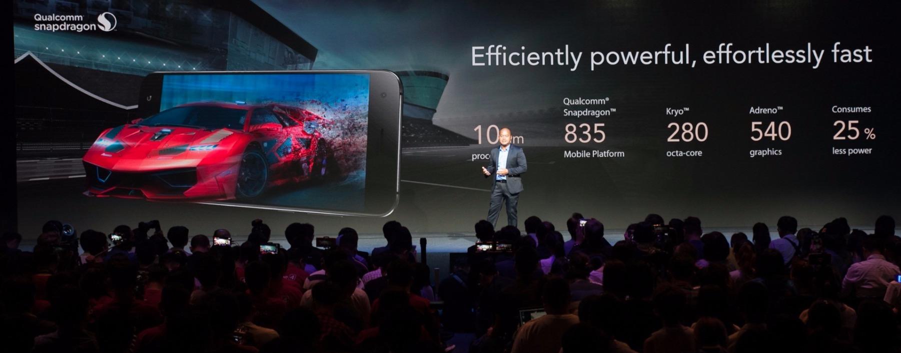 ASUS ZenFone 4 Pro hero