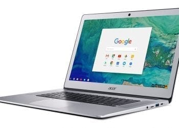 Acer Chromebook 15 front