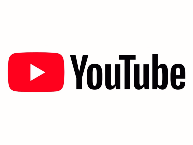 Google YouTube new logo