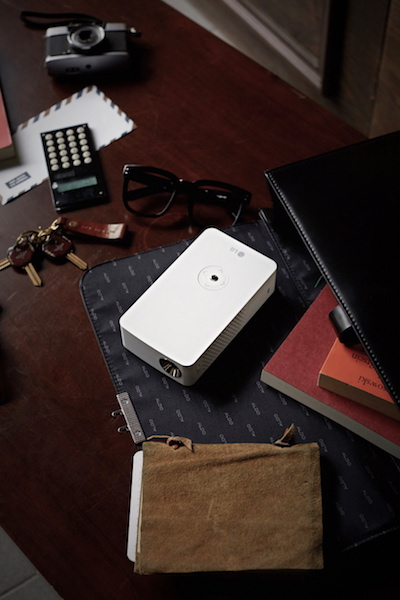 LG MiniBeam Projector PH30J 2