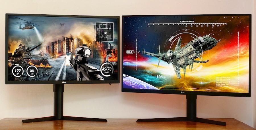 LG New Gaming Monitors at IFA 2017