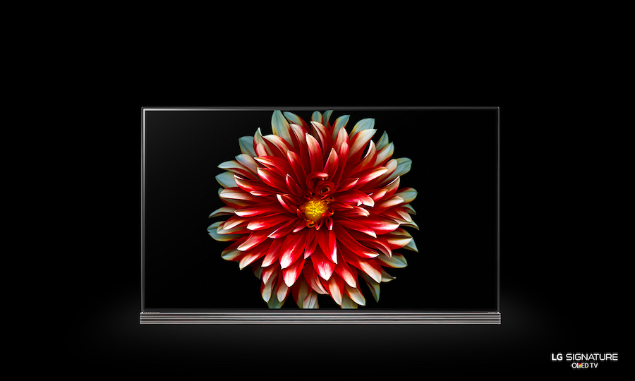 LG Signature OLED TV 4Κ G7