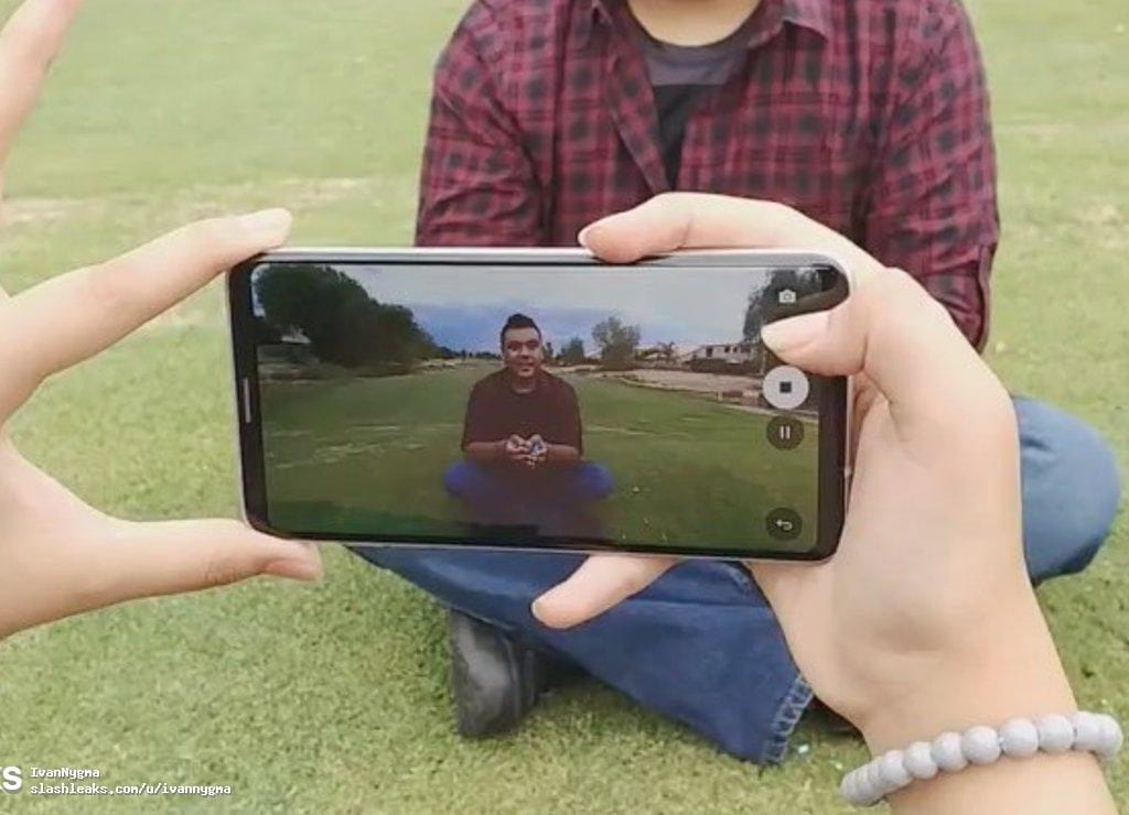 LG V30 HitRecord leak