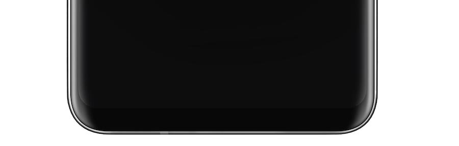 LG V30 OLED FullVision Display