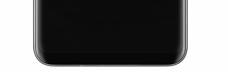 LG V30 screen teaser