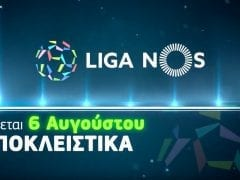 LIGA NOS on COSMOTE TV