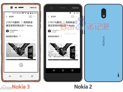 Nokia 2 sketch leak