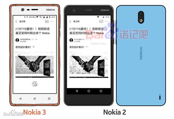 Nokia 2 sketch leak