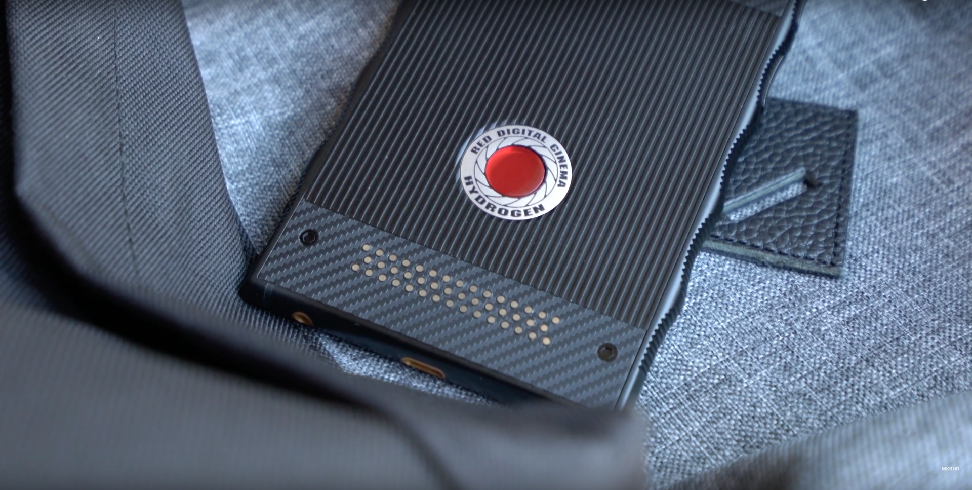 RED Hydrogen One prototype hands on