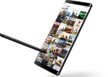 Samsung Galaxy Note8 S Pen