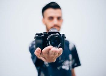 Sony a7 mirrorless camera