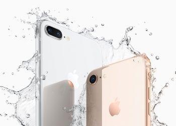 Apple iPhone 8 Plus iPhone 8 water
