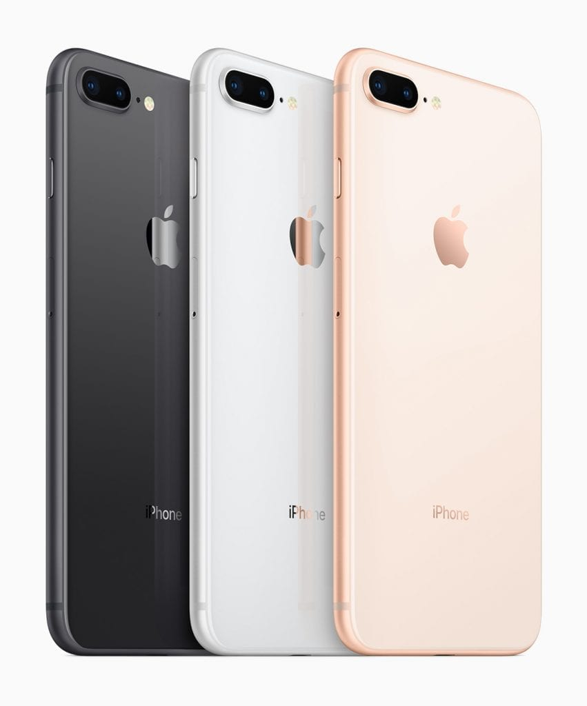 Apple iPhone 8 color
