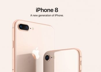 Apple iPhone 8 hero