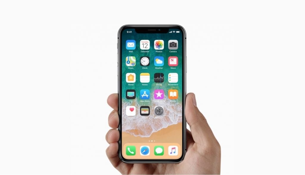 Apple iPhone X hands on