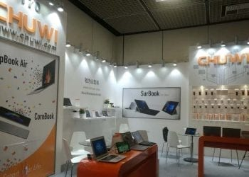CHUWI At IFA
